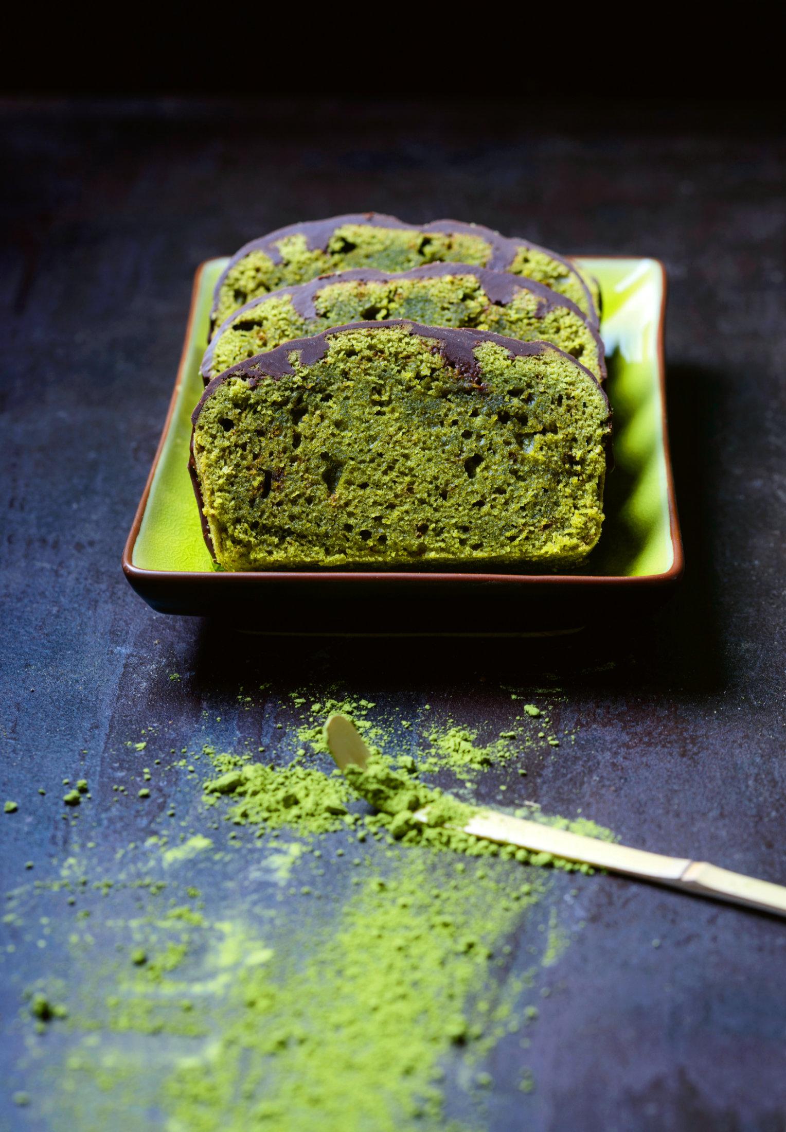 Matcha-Tee-Kuchen